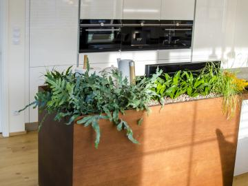 Realizace kuchyňských linek