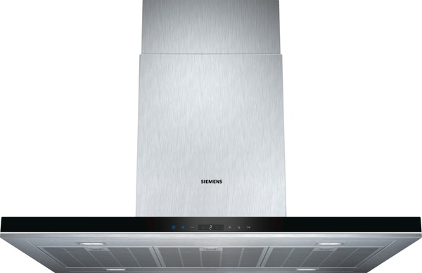 Ostrůvkový odsavač par Siemens LF98BA572