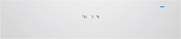 Ohřevná zásuvka Siemens BI630CNW1