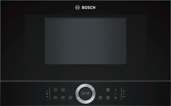 Vestavná mikrovlnná trouba Bosch BFR634GB1