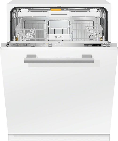 Plně vestavná myčka nádobí Miele G 6470 SCVi