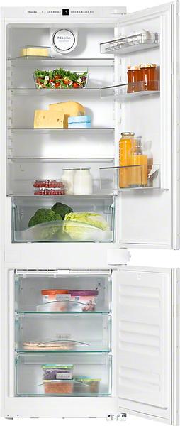Kombinovaná chladnička Miele KF 37132 iD