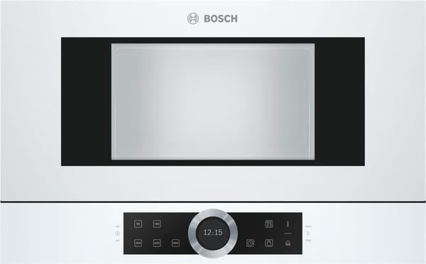 Vestavná mikrovlnná trouba Bosch BFL634GW1